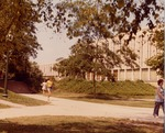 University Union, from the West by University Archives