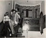 Pemberton Hall Stairway by University Archives