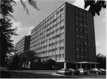 Lawson and Andrews Halls by University Archives