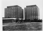Carman Hall by University Archives