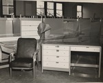 Lincoln/Douglas Halls Furniture by University Archives