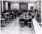 Booth Library Reference Reading Room by University Archives