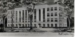 Science Building, Architectural Sketch by University Archives