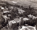 Aerial View of Campus, Early 1940s by University Archives