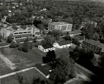 Aerial View of Campus by University Archives