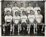 Faculty Fossils Basketball Team, 1952 by University Archives