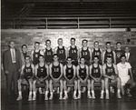Basketball Team, 1952-53 by University Archives