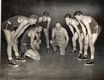 Basketball Players, 1940s by University Archives