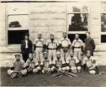 Baseball Team, 1907-09 by University Archives
