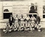 Baseball Team, 1907-09