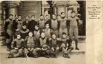 Football Team, 1907 by University Archives