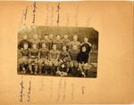 Football Team, 1914-15 by University Archives