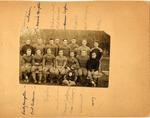 Football Team, 1911-12