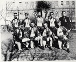 Basketball Team, 1941 by University Archives