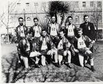 Basketball Team, 1941
