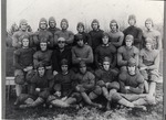 Football Team, 1916-17 by University Archives