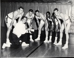 Basketball Players, 1960s by University Archives