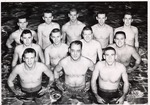 Swimming Team, 1959-60 by University Archives