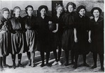 Women's Intramural Basketball Team, ca. 1920 by University Archives