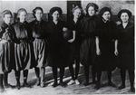 Girls Basketball Team, Ca. 1920