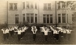 Girls Physical Training 1918