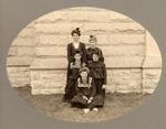 Girls Intramural Basketball Team, Ca. 1918
