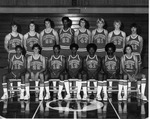 Basketball Team, 1970s by University Archives