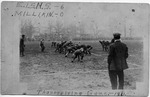 Football Game, 1913 by University Archives