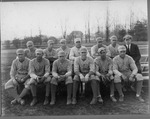 Baseball Team, 1923 by University Archives