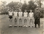 Track and Field Team, 1937 by University Archives
