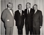 Governor William G. Stratton and Others by University Archives