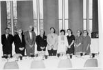 Henry J. Arnold, Harold O. Pinther, Quincy V. Doudna and Others by University Archives