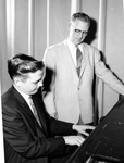 Alan R. Aulabaugh and Earl W. Boyd by University Archives