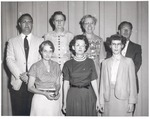 Booth Library Faculty, 1957-58