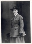 Mary Josephine Booth During World War I by University Archives