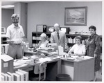 Booth Library Employees by University Archives