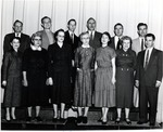 Coordinators, 1956-57 by University Archives