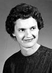 A. Jane Ellis by University Archives