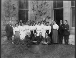 Faculty, 1910 by University Archives