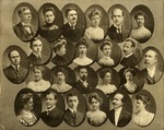 Faculty, 1902-03 by University Archives