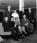 Administrative Staff, 1961-62 by University Archives