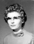 Barbara Hanson by University Archives
