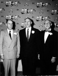 Harris E. Phipps, Kevin J. Guinagh, and Hobart F. Heller by University Archives
