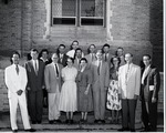 New Faculty, 1956 by University Archives