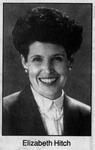 Elizabeth Hitch by University Archives