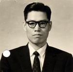 Choong Han Kim by University Archives
