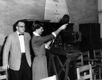 Verne B. Kniskern and Edna M. Kniskern by University Archives