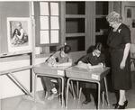 Myrtle Arnold, Laboratory School by University Archives