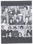Library Science Department Faculty, 1967-68 by University Archives