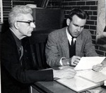 Russell H. Landis and Rex E. Ray by University Archives